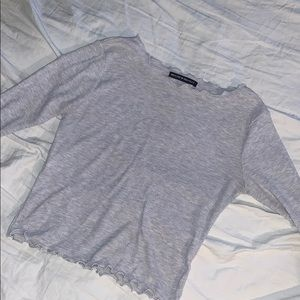 BRANDY MELVILLE KNIT TOP